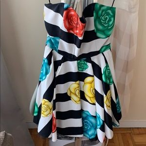 Alice and Olivia party dress 2/XS